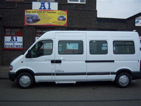 renault master minibus a1 minibus and coach sales 2002 renault master 12 seater