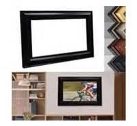cadre pour tv ecran plat cadre decoratif pour ecran plat