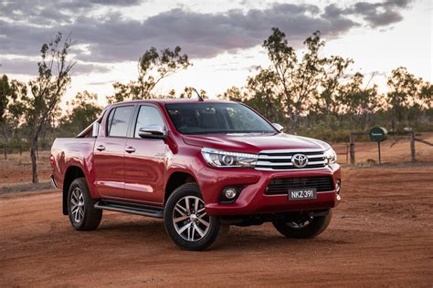 2018 Toyota Hilux Car Review Practical Motoring