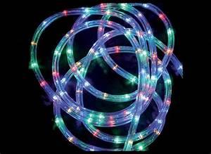 Guirlande Lumineuse Led Exterieur : guirlande lumineuse exterieur led tube 8 fonctions jardideco ~ Melissatoandfro.com Idées de Décoration