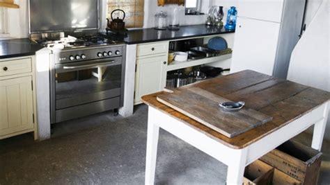 creer cuisine créer une cuisine rustique industrielle cuisine déco