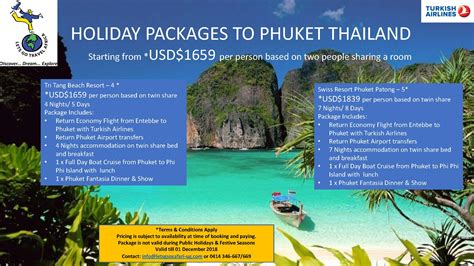 thailand holidays vacations let s go travel