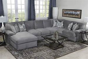 Key west sectional living room in gray living room mor for Sectional furniture for small rooms