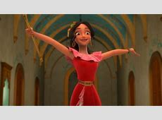 Elena of Avalor Disney Channel Release BehindtheScenes