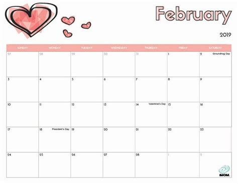 printable calendar  kids printable calendar