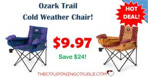cold weather chair only 9 97 ball games fishing more