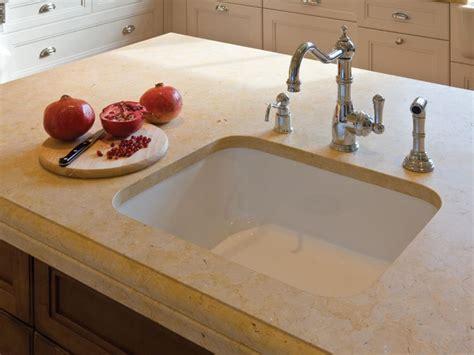 countertop ideas for kitchen alternative kitchen countertop ideas hgtv