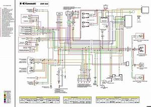 94 Zzr 1100 Wiring Diagram
