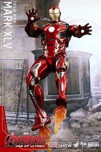 "Hot Toys ""Avengers: Age of Ultron"" Iron Man Mark 45 Diecast"