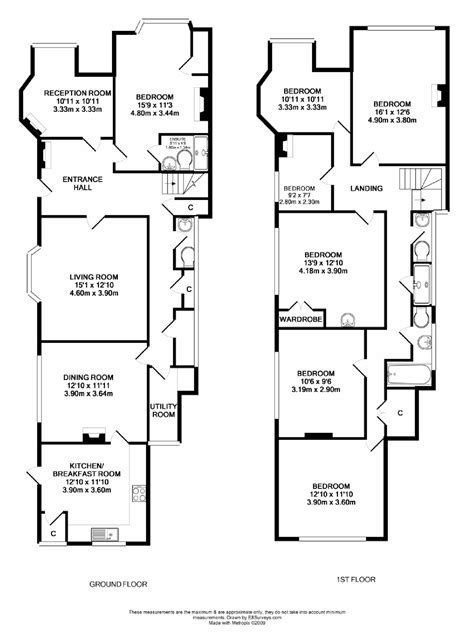 six bedroom house plans central oxford ox2 ref 3082 oxford summertown