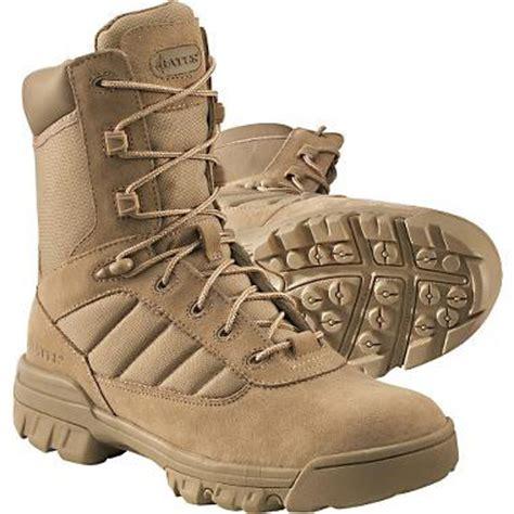 Bates 2250 Ultralite 8 Inch Desert Tan Uniform Boots