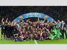 Final Champions 2015 Juventus vs FC Barcelona, los goles