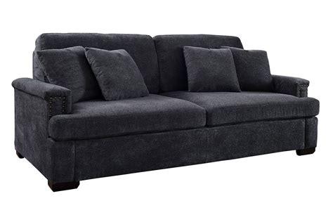 Roman Twin Grey Sofa Bed