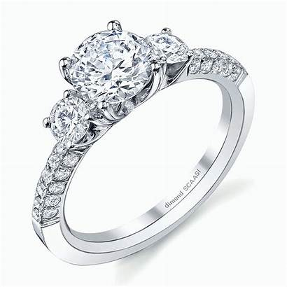 Rings Engagement Mother Diamond Stone Options Friend