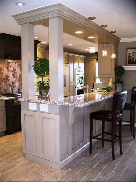 kitchen bar counter designs modern bar counter kitchen design ideas 5091