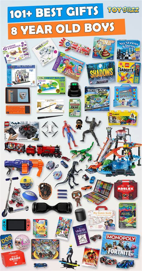 gifts for 8 year olds best toys and gifts for 8 year boys 2018
