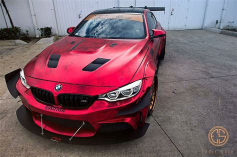 Bimmerboost  The World's Ugliest Bmw F82 M4 Is For Sale