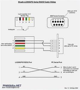 100 Db9 To Rj12 Pinout Diagram Rj45 To Rj12 Wiring