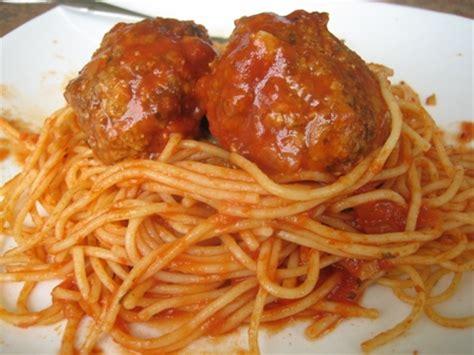 classic spaghetti and meatballs america s test kitchen spaghetti and meatballs recipe dishmaps 49806