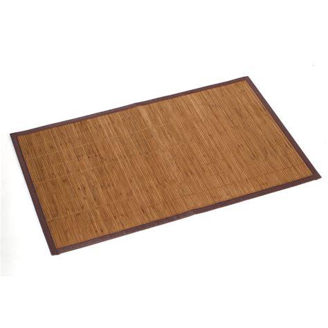 ikea prix pose cuisine tapis de bain l 80 x l 50 cm bambou leroy merlin