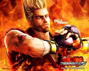 GAMEZONE: Tekken 6 Paul wallpapers