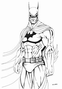 Download and Print Cool Batman Coloring Pages | For the ...