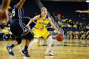 Wolverines shoot season-low, fall in first real test at ...