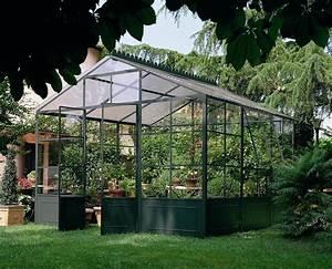 Kit Serre De Jardin : serres de jardin les diff rentes types de serre de ~ Premium-room.com Idées de Décoration