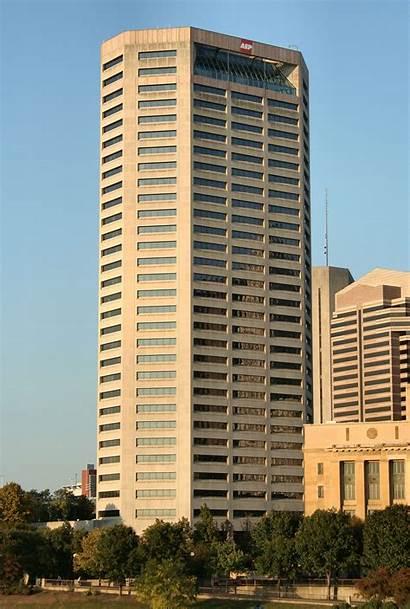 Columbus Aep Building Ohio Buildings Power Electric