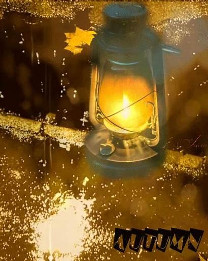 Lantern Autumn ночи спокойной снег ночь Candle