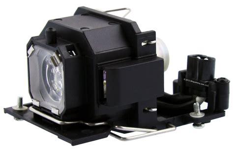 hitachi dt00781 replacement projector l