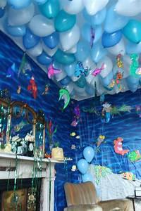 Baking meets Disney: A Little Mermaid Hen Do ALEXANDRA