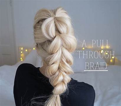 Hairstyles Pretty Tutorial Quick Step Perfect Braiding