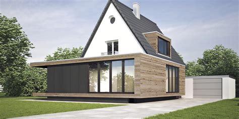 Moderne Häuser Umbauen umbau anbau am haus exclusive bauen wohnen avec anbauten