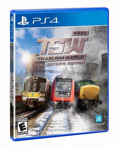 Train Sim Edition Collector Playstation Gamestop Games