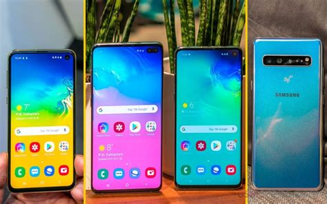 here are the galaxy s10 s10e and s10 prices in india gsmarena news