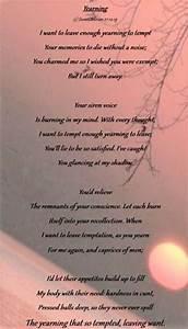 Erotic, Poems, Yearning, Du, Poetry