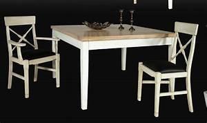 Table salle manger carree avec rallonge for Meuble salle À manger avec table carree avec rallonge salle À manger