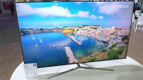 Samsung Suhd Fernseher samsung ks8090 suhd 4k fernseher mit flachem display