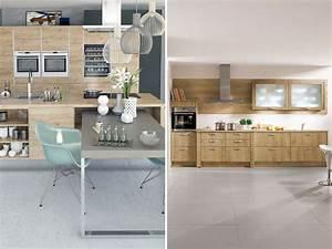 Cuisine scandinave meuble for Idee deco cuisine avec meuble en bois scandinave
