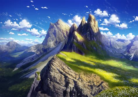 anime landscape  hd anime  wallpapers images