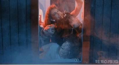 80s Horror Funny Wave Retro Gifs Night