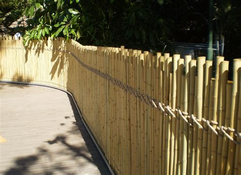 bamboo fencing rolls use bamboo fencing roll to cover a wall cookwithalocal 4294