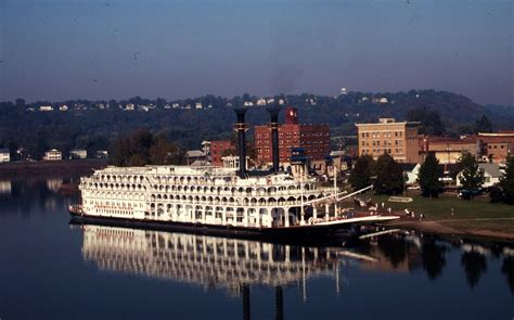 Steamboat Company by Small Ship Cruise Line Review American Queen Steamboat