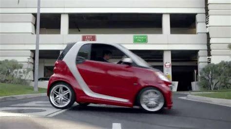 2014 Smart Cars Tv Commercial, 'parking Garage' Ispottv
