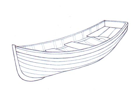How To Draw A Wooden Boat by 4 Ways To Draw A Boat Wikihow
