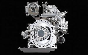 Mazda To Bring Back Rotary Engine As Ev Range