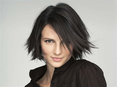 textured  length bob  motion   wispy dynamic