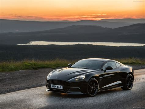 Martin Black by Aston Martin Vanquish Carbon Black 2015 Picture 4 Of 25