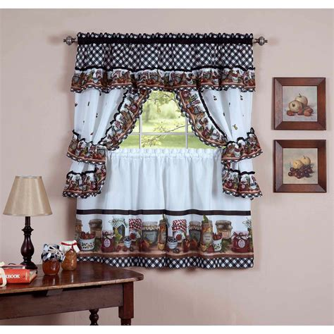 Kitchen Curtains Ideas Curtain Menzilperdenet